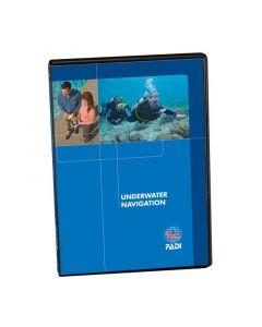 PADI Underwater Navigation DVD - Diver Edition