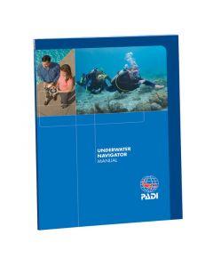 PADI Underwater Navigation Manual
