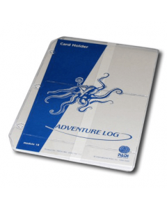 PADI Vinyl Certification Card Holder