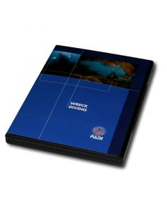 PADI Wreck Diving DVD - Diver Edition