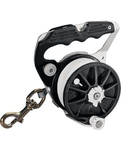 Scubapro Divers Reel - Anodised Aluminium With 75m Of Line