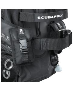 Scubapro GO BCD Tank Trim Weight Pocket Kit