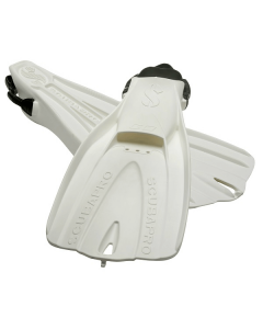 Scubapro Go Fins  - White Dive Travel Fin