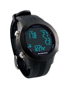 Scubapro Meridian  Black Tech Dive Computer / Watch