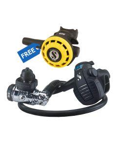 Scubapro MK19 EVO D420 Regulator DIN + FREE R195 Octopus