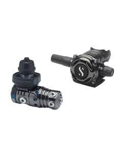 Scubapro MK25 EVO A700 Black Tech Regulator - DIN