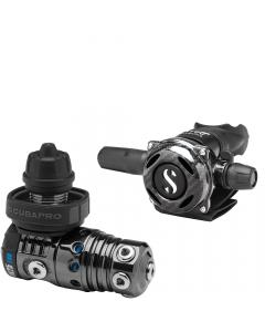 Scubapro MK25 EVO A700 Carbon Black Tech Regulator