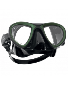 Scubapro Steel Low Volume Twin Lens Mask - All Colours