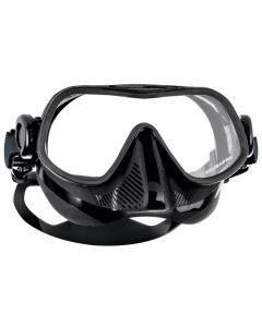 Scubapro Steel Pro Single Lens Diving & Free Diving Mask - All Colours