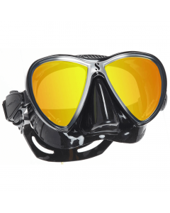 Scubapro Synergy Twin Trufit - Mirrored Lens Diving Mask
