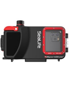 SeaLife SportDiver Underwater Dive Housing For iPhone