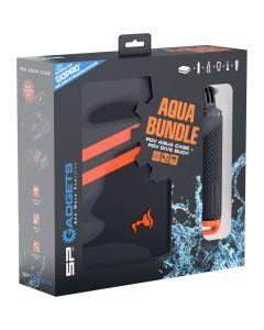 SP GoPro Aqua Bundle | Aqua Case | Dive Buoy Mount
