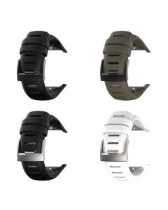 Suunto D6i Novo Strap Set All Colours - Black + White + Stealth
