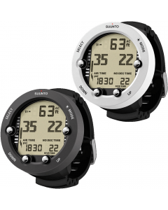 Suunto Vyper Novo Dive Computer + USB Cable + Bungee Mount | All Colours