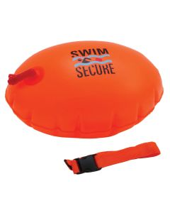 Swim Secure Open water Swimming Tow Float Orange