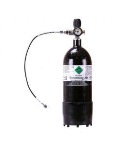 Vitkovice / MDE Airgun Charging Cylinder 300Bar 5Lt With MDE Jubilee Charging Valve