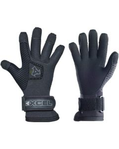 Xcel Thermo Bamboo 3/2mm Reinforced Dive Glove