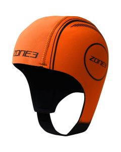Zone3 Hi-Viz Neoprene Open Water Swimming Cap