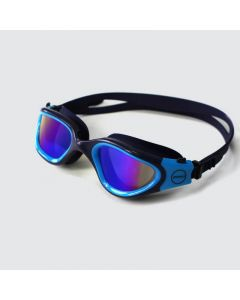 Zone3 Vapour Polarised Lens Swimming Goggles Navy / blue