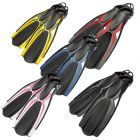 Cressi Thor Diving Fin - EBS Strap - All Colours