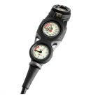 Mares Mission 3 Contents, Depth Gauge & Compass