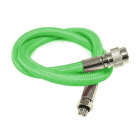 Miflex BCD, Drysuit Inflator Hose - Green