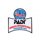 PADI Advanced Open Water Diver Badge / Emblem