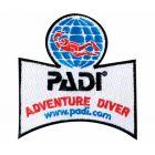 PADI Adventure Diver Badge / Emblem