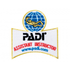 PADI Assistant Instructor Emblem/Badge