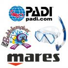 PADI Bubblemaker Kids Diving Session inc Mask + Snorkel!