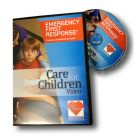 PADI EFR Care for Children DVD - Home Study