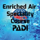 PADI Enriched Air Speciality