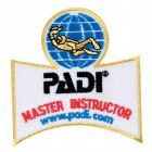 PADI Master Instructor Emblem/Badge