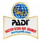PADI MSDT Emblem/Badge