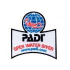 PADI Open Water Diver Badge / Emblem