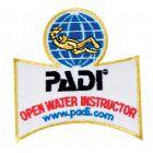 PADI OWSI Emblem/Badge