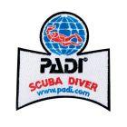 PADI Scuba Diver Badge / Emblem