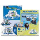 PADI Seal Team Crewpak with DVD