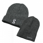 Scubapro Beanie Hat - Black & Grey