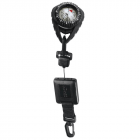Scubapro FS-2 Dive Compass - Clip Mounted With Retractor