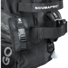 Scubapro GO BCD Tank Trim Weight Pocket Kit