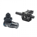 Scubapro MK25 EVO A700 Black Tech Regulator - DIN