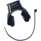Scubapro Comfort Regulator Mouthpiece Black c/w Tie