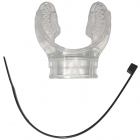 Scubapro Comfort Regulator Mouthpiece CLear c/w Tie