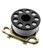 Scubapro Divers Finger Spool - Mini Reel - 15 or 30m Of Line