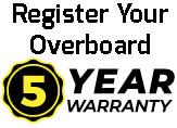 Overboard Warranty Registration Here